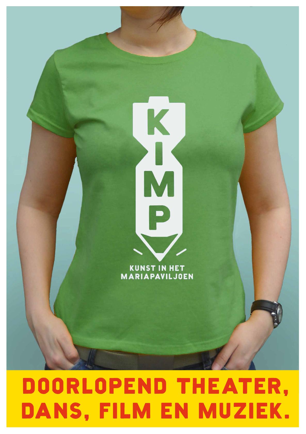KIMP shirt+